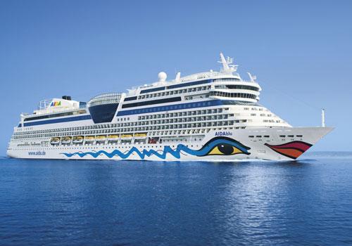 Aida Kreuzfahrtsschiff