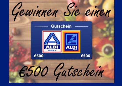 Aldi Gutschein