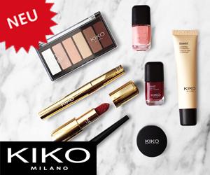 Gewinne ein KIKO Milano Kosmetikpaket