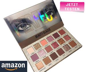 Teste die Palette Perfect Eyeshadow für nur 0,01 €