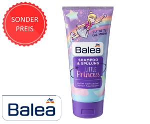 Teste dieses neue Prinzessinnen Shampoo
