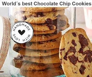 Das weltbeste Chocolate Chip Cookie Rezept
