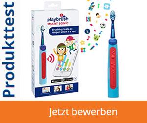 Playbrush - die smarte elektrische Zahnbürste für Kinder