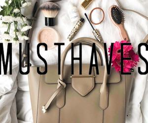 Deine must-haves für die Handtasche