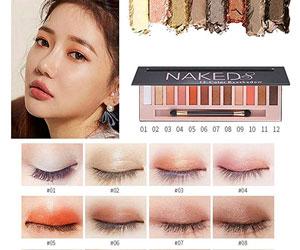 Erhalte eine Make-up Palette für nur 0,45 € bei Amazon
