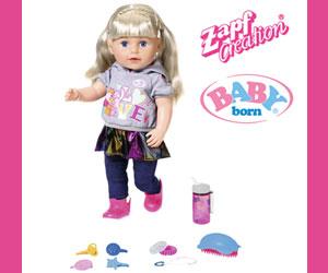 Baby Born Gewinnspiel