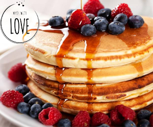 Pancakes, so wie wir sie lieben!