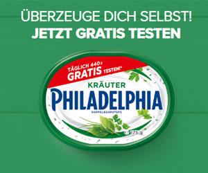 Philadelphia GRATIS TESTEN