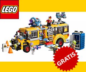 Werde jetzt Produkttester von LEGO