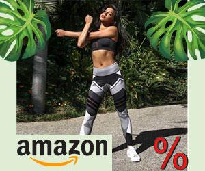 Yogahose auf Amazon hammer Angebot Testclub