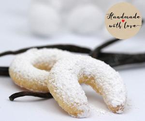 Die weltbesten Vanillekipferln für dich und deine Lieben