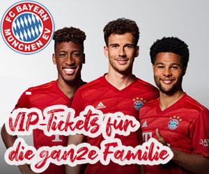 Vip Tickets FC BAYERN MÜNCHEN