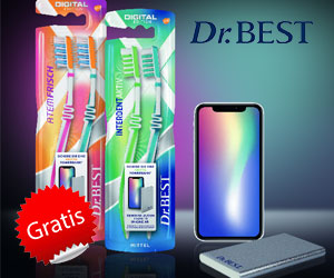 Dr.Best Gratis Powerbank und iPhone Xr