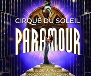Schnappe dir diese Cirque du Soleil Paramour Musical-Tickets