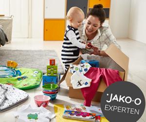 Werde JAKO-O Experte und erhalte ein Produktpaket
