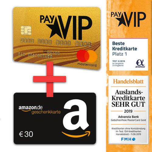 pay VIP MasterCard Gold