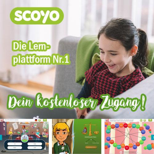 SCOYO Lernplattform gratis