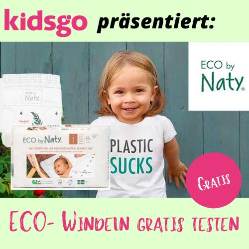 Windel Eco by Naty