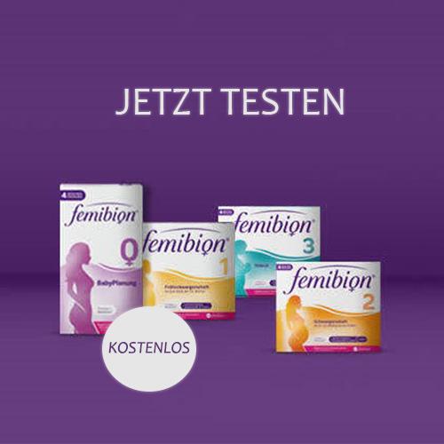 Femibion Produkte