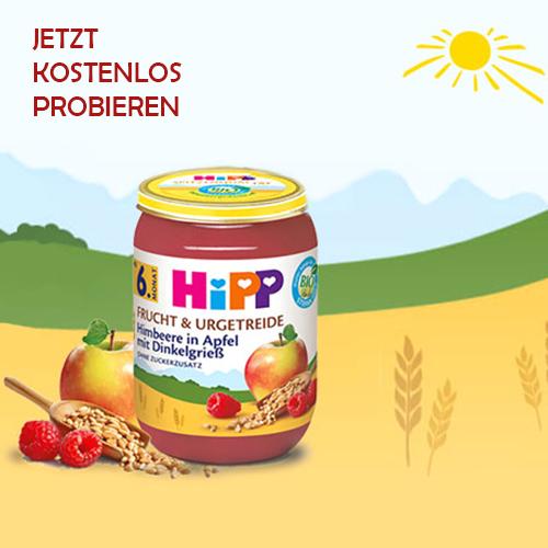 Hipp Frucht & Urgetreide