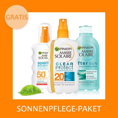 Garnier Ambre Solaire Paket