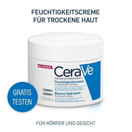 Creme für trockene Haut von CeraVe