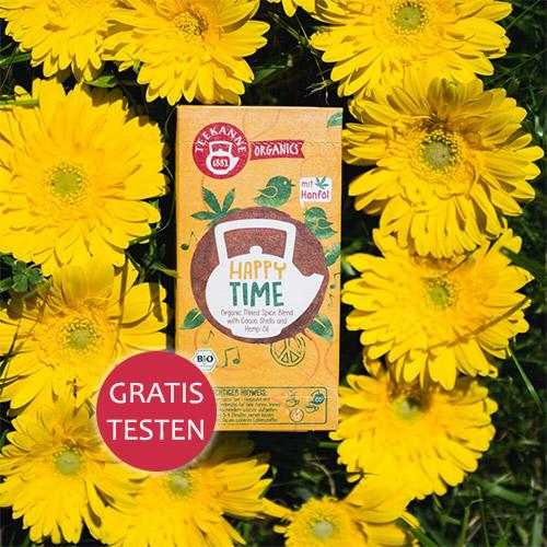 Teekanne Organics Happy Time