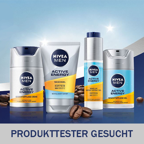 Nivea Men Active Energy Produkte