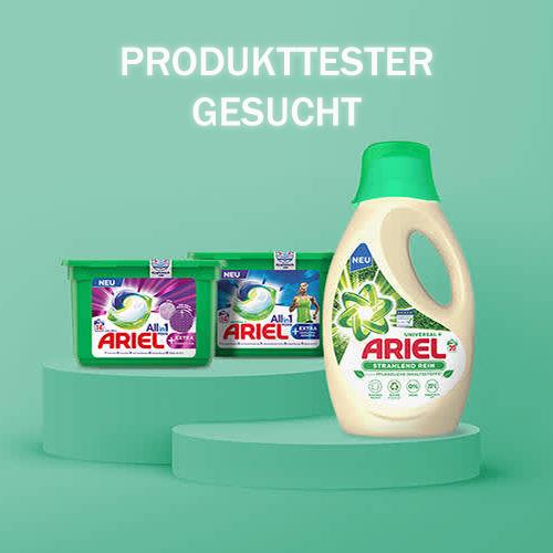 Ariel Produkte