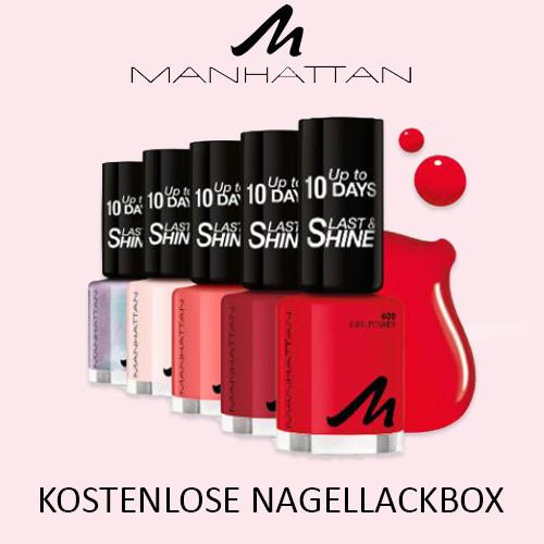 Manhattan Nagellackbox