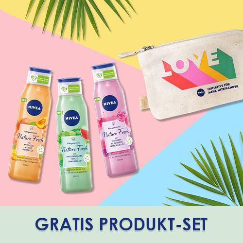 Nivea Nature Fresh Produktset