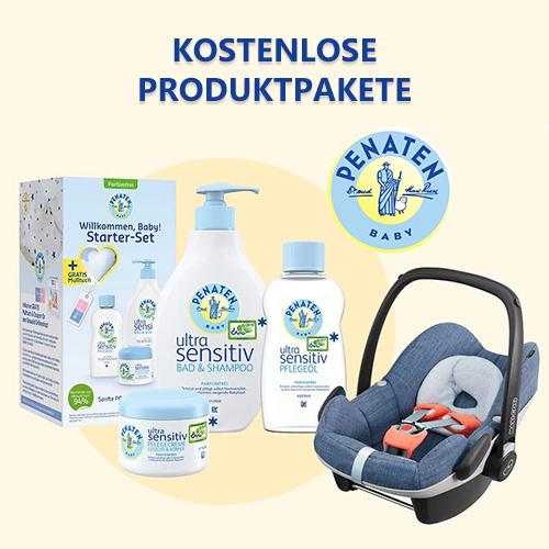 Penaten Produktpaket & Maxi-Cosi