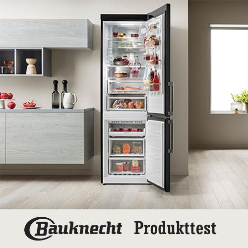 Bauknecht Kühl-Gefrierkombination