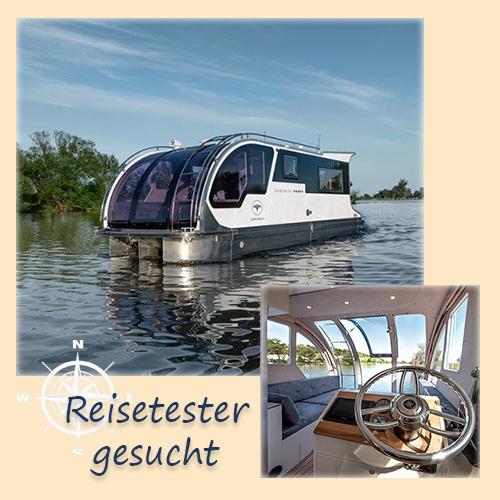 Caravanboot Reisetest