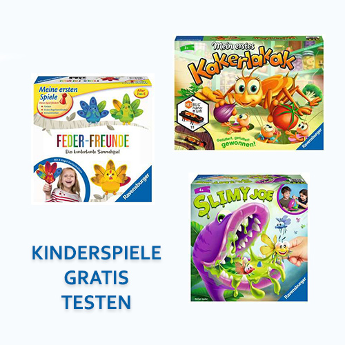 Ravensburger Kinderspiele